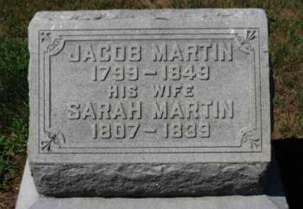 MARTIN, SARAH - Erie County, Ohio | SARAH MARTIN - Ohio Gravestone Photos