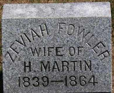 MARTIN, ZEVIAH - Erie County, Ohio | ZEVIAH MARTIN - Ohio Gravestone Photos