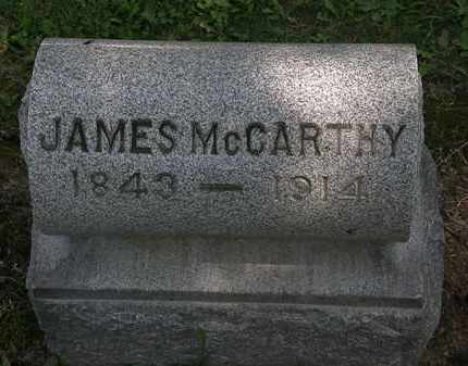 MCCARTHY, JAMES - Erie County, Ohio   JAMES MCCARTHY - Ohio Gravestone Photos