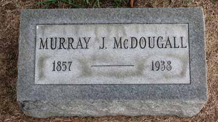 MCDOUGALL, MURRAY J. - Erie County, Ohio | MURRAY J. MCDOUGALL - Ohio Gravestone Photos