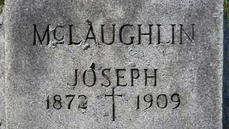MCLAUGHLIN, JOSEPH - Erie County, Ohio | JOSEPH MCLAUGHLIN - Ohio Gravestone Photos