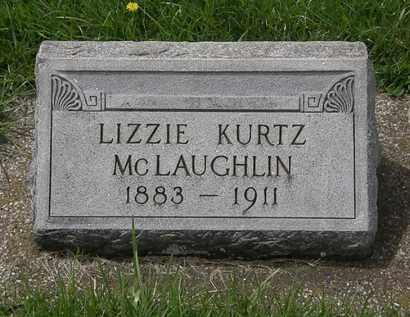 MCLAUGHLIN, LIZZIE - Erie County, Ohio | LIZZIE MCLAUGHLIN - Ohio Gravestone Photos