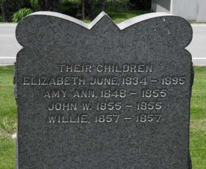 MENAGH, WILLIE - Erie County, Ohio | WILLIE MENAGH - Ohio Gravestone Photos