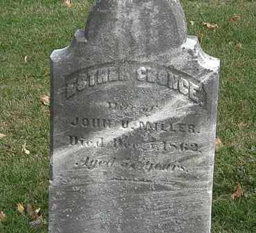 MILLER, JOHN U. - Erie County, Ohio | JOHN U. MILLER - Ohio Gravestone Photos