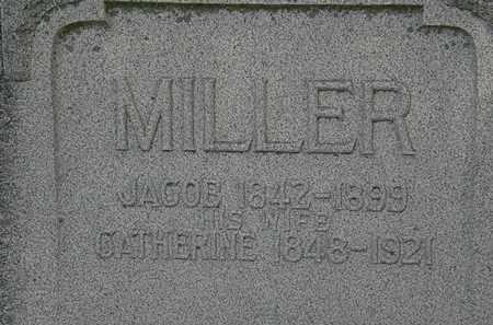 MILLER, JACOB - Erie County, Ohio | JACOB MILLER - Ohio Gravestone Photos