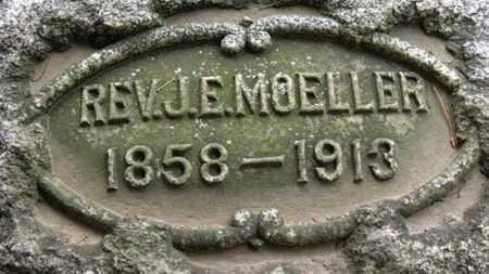 MOELLER, J.E. - Erie County, Ohio   J.E. MOELLER - Ohio Gravestone Photos