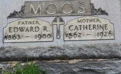 MOOS, CATHERINE - Erie County, Ohio | CATHERINE MOOS - Ohio Gravestone Photos