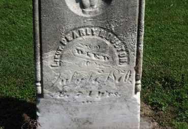 MOULTON, PEARLY - Erie County, Ohio   PEARLY MOULTON - Ohio Gravestone Photos