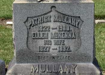 MULLANY, ELLEN - Erie County, Ohio | ELLEN MULLANY - Ohio Gravestone Photos