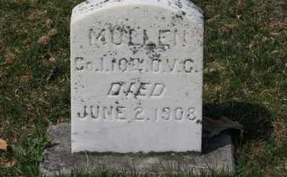 MULLEN, (NONE) - Erie County, Ohio | (NONE) MULLEN - Ohio Gravestone Photos