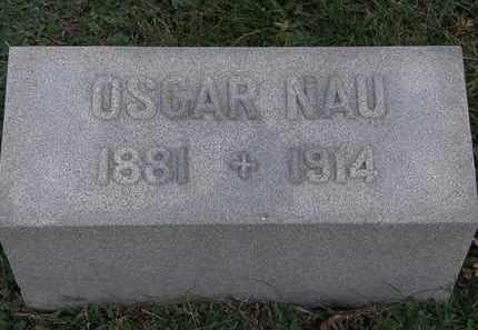 NAU, OSCAR - Erie County, Ohio | OSCAR NAU - Ohio Gravestone Photos