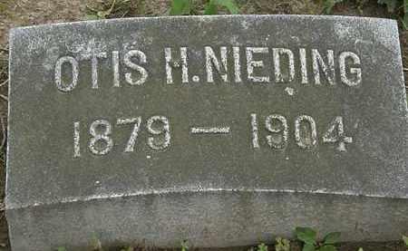 NEIDING, OTIS H. - Erie County, Ohio | OTIS H. NEIDING - Ohio Gravestone Photos