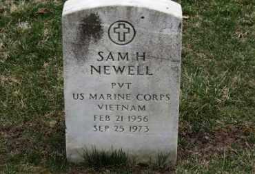 NEWELL, SAMUEL H. - Erie County, Ohio | SAMUEL H. NEWELL - Ohio Gravestone Photos