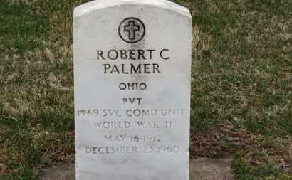 PALMER, ROBERT C. - Erie County, Ohio   ROBERT C. PALMER - Ohio Gravestone Photos