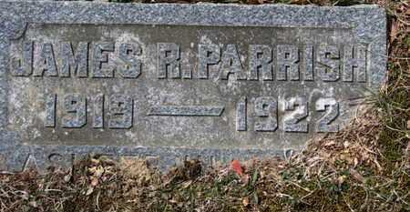 PARRISH, JAMES R. - Erie County, Ohio | JAMES R. PARRISH - Ohio Gravestone Photos