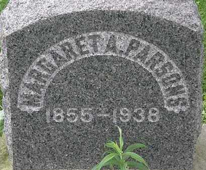 PARSONS, MARGARETA - Erie County, Ohio | MARGARETA PARSONS - Ohio Gravestone Photos