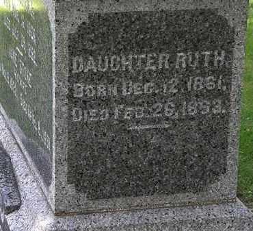 PELTON, RUTH - Erie County, Ohio | RUTH PELTON - Ohio Gravestone Photos