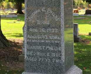 PHELPS, JOSHUA - Erie County, Ohio | JOSHUA PHELPS - Ohio Gravestone Photos