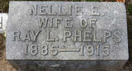 PHELPS, RAY L. - Erie County, Ohio | RAY L. PHELPS - Ohio Gravestone Photos