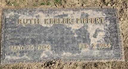 PIPPERT, RUTH - Erie County, Ohio | RUTH PIPPERT - Ohio Gravestone Photos