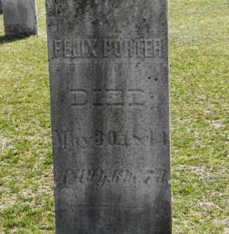 PORTER, FELIX - Erie County, Ohio | FELIX PORTER - Ohio Gravestone Photos