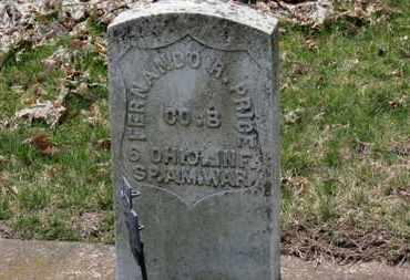 PRICE, FERDINAND R. - Erie County, Ohio   FERDINAND R. PRICE - Ohio Gravestone Photos