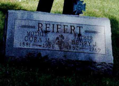 REIFERT, HENRY J - Erie County, Ohio | HENRY J REIFERT - Ohio Gravestone Photos