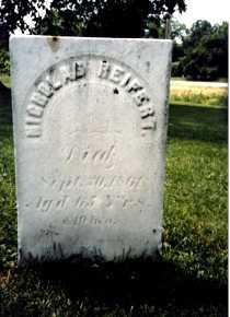 REIFERT, NICHOLAS - Erie County, Ohio | NICHOLAS REIFERT - Ohio Gravestone Photos