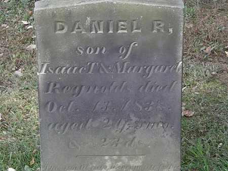 REYNOLDS, DANIEL R. - Erie County, Ohio | DANIEL R. REYNOLDS - Ohio Gravestone Photos
