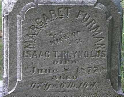 FURMAN REYNOLDS, MARGARET - Erie County, Ohio | MARGARET FURMAN REYNOLDS - Ohio Gravestone Photos