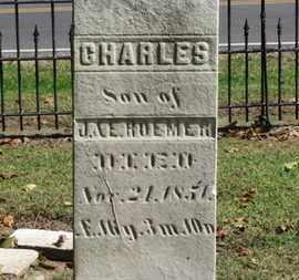 ROEMER, J. - Erie County, Ohio | J. ROEMER - Ohio Gravestone Photos