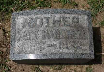 BARDWELL ROGERS, MARY - Erie County, Ohio | MARY BARDWELL ROGERS - Ohio Gravestone Photos