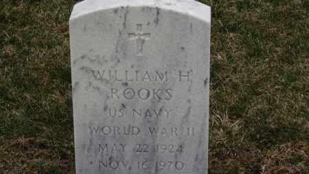 ROOKS, WILLIAM H. - Erie County, Ohio | WILLIAM H. ROOKS - Ohio Gravestone Photos