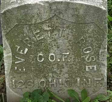 ROSE, EVERETT - Erie County, Ohio | EVERETT ROSE - Ohio Gravestone Photos