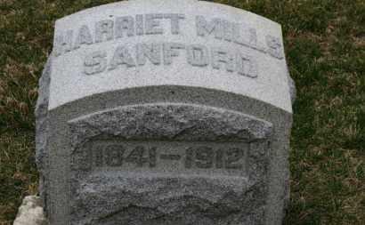 SANFORD, HARRIET - Erie County, Ohio | HARRIET SANFORD - Ohio Gravestone Photos