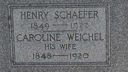SCHAEFER, CAROLINE - Erie County, Ohio | CAROLINE SCHAEFER - Ohio Gravestone Photos