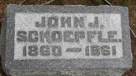 SCHOEPFLE, JOHN J. - Erie County, Ohio | JOHN J. SCHOEPFLE - Ohio Gravestone Photos