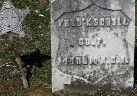 SCHOLL, FRED'K - Erie County, Ohio | FRED'K SCHOLL - Ohio Gravestone Photos
