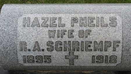 SCHRIEMPF, HAZEL - Erie County, Ohio | HAZEL SCHRIEMPF - Ohio Gravestone Photos