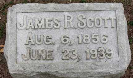 SCOTT, JAMES R. - Erie County, Ohio | JAMES R. SCOTT - Ohio Gravestone Photos