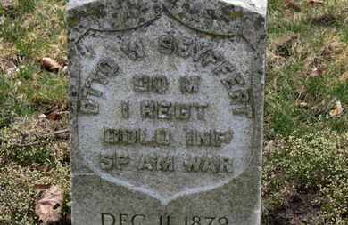 SEYFFERT, OTTO W. - Erie County, Ohio | OTTO W. SEYFFERT - Ohio Gravestone Photos