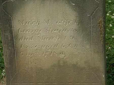 SHERARTS, MARY M. - Erie County, Ohio | MARY M. SHERARTS - Ohio Gravestone Photos