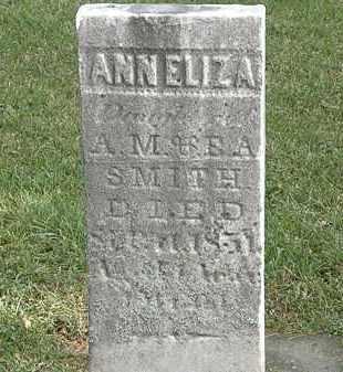 SMITH, ANN ELIZA - Erie County, Ohio | ANN ELIZA SMITH - Ohio Gravestone Photos