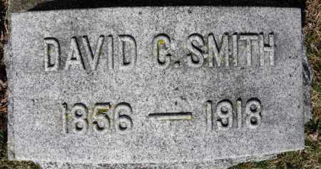 SMITH, DAVID C. - Erie County, Ohio | DAVID C. SMITH - Ohio Gravestone Photos