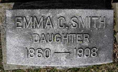 SMITH, EMMA C. - Erie County, Ohio | EMMA C. SMITH - Ohio Gravestone Photos