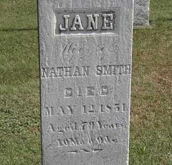SMITH, JANE - Erie County, Ohio | JANE SMITH - Ohio Gravestone Photos
