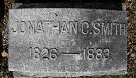SMITH, JONATHAN C. - Erie County, Ohio | JONATHAN C. SMITH - Ohio Gravestone Photos