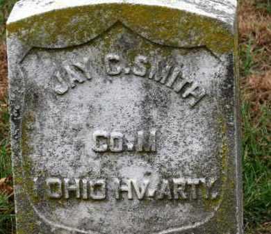 SMITH, JAY C. - Erie County, Ohio | JAY C. SMITH - Ohio Gravestone Photos