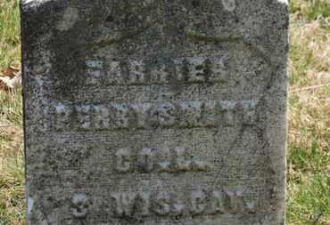 SMITH, J. PERRY - Erie County, Ohio   J. PERRY SMITH - Ohio Gravestone Photos