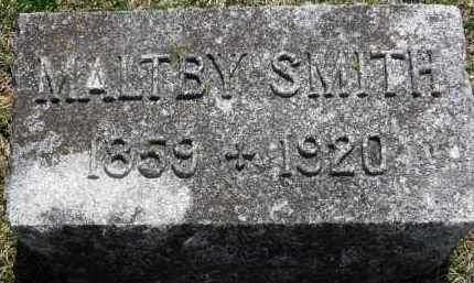 SMITH, MALTBY - Erie County, Ohio   MALTBY SMITH - Ohio Gravestone Photos